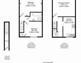 #9 untuk Drawing Floor Apartment oleh rjchdhry