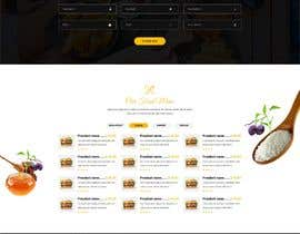 #57 for I need a website template design by mdbakul51