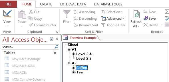 Bài tham dự cuộc thi #3 cho In MS Access Create a Form and Table that will allow the User to Create a Work Breakdown Structure (Tree)