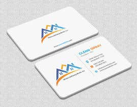 #6 para 2 sided Business Card Layout & Logo por iqbalsujan500