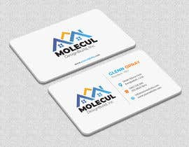 #7 para 2 sided Business Card Layout & Logo por iqbalsujan500