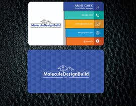 #48 para 2 sided Business Card Layout & Logo por risfatullah