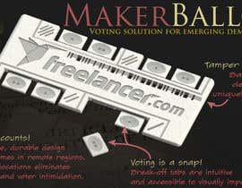 #136 for Freelancer.com Makerbot Replicator 2 3D Model Contest! by mathematicus