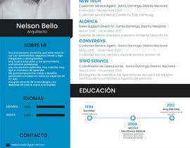 #18 for Resume desing by mariagromaz