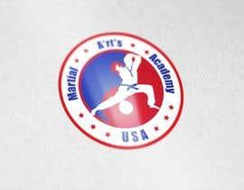 #6 for karate logo af AlvisHazra