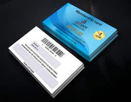 #115 for Design a Membership Card by asadahmed54