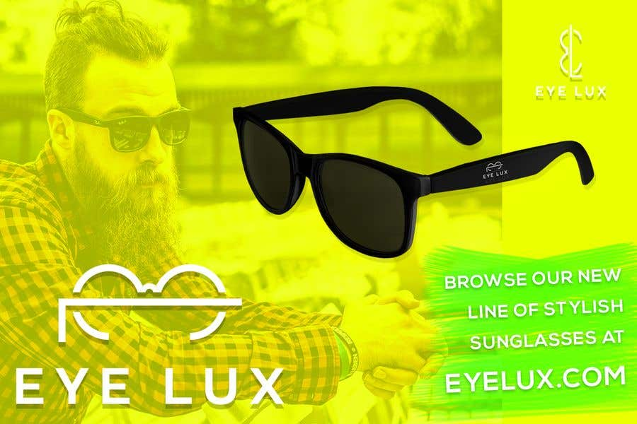 7ba305680ffe Contest Entry  45 for Create a logo for new sunglasses website Eye Luxury