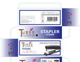 #10 for desktop stapler machine packaging box by ubaid92