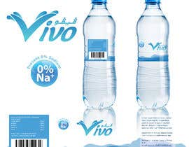 #51 for Creative Water bottle label design by eliaselhadi