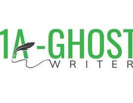 #157 for Logo design for ghostwriting company af rushdamoni