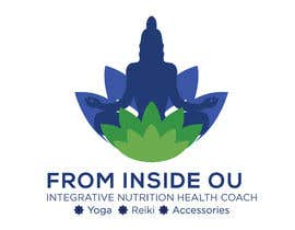 "#73 για I am starting a health coaching business with the slogan ""From Inside Out"".  I offer a holistic approach to health and realizing your health goals.  Market is the whole family. Other services private/group yoga classes and reiki healing services. από ara01724"