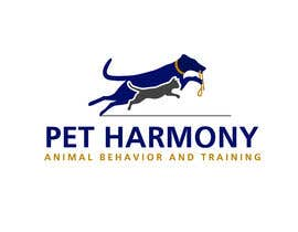 #123 untuk Logo design for animal training business oleh joy2016