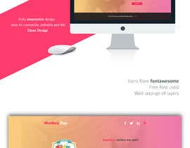 #6 for Design a one page website for a raffle by mhtushar322