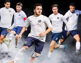 nº 40 pour EASY & SIMPLE:  one football image / banner / poster par arifbillahstk348