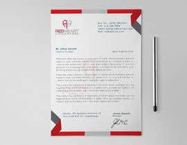 #55 for I NEED A LETTER HEAD DESIGN FOR OUR BUSINESS by rasselrana