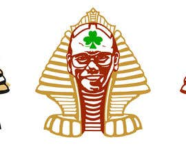 #19 for Urgent Need a logo with a combination of Paul and the Sphinx, please include a small shamrock and green in design. by johndelight31