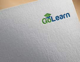 #161 for Design a logo (GoLearn) by niloysaha7771