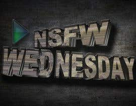 #4 for NSFW Wednesday Logo Design by vucha