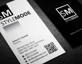#63 pentru Stationery Design for STYLEMODE, a online clothing and accessories retailer de către Brandwar