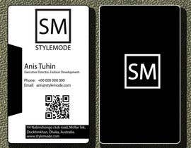 #71 for Stationery Design for STYLEMODE, a online clothing and accessories retailer af anistuhin