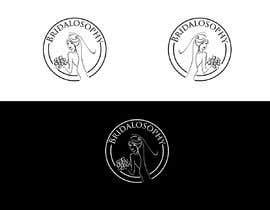 #50 for Design a Logo for Bridalosophy by healinghasib007