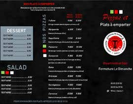 Nro 32 kilpailuun Concevez un flyer de restaurant käyttäjältä mustjabf