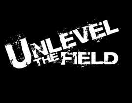 #227 pentru UNLEVEL THE FIELD - Re-Do Graphic for Sports Company de către buddy036