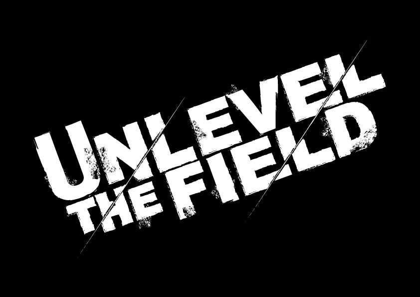 Конкурсная заявка №334 для UNLEVEL THE FIELD - Re-Do Graphic for Sports Company