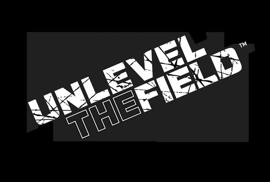 Конкурсная заявка №326 для UNLEVEL THE FIELD - Re-Do Graphic for Sports Company