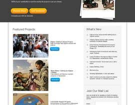 #8 Website Design for Spirit of America részére Krishley által