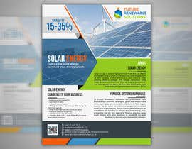 #25 for Design a Flyer for Renewable energy comapny by mdreyad1656