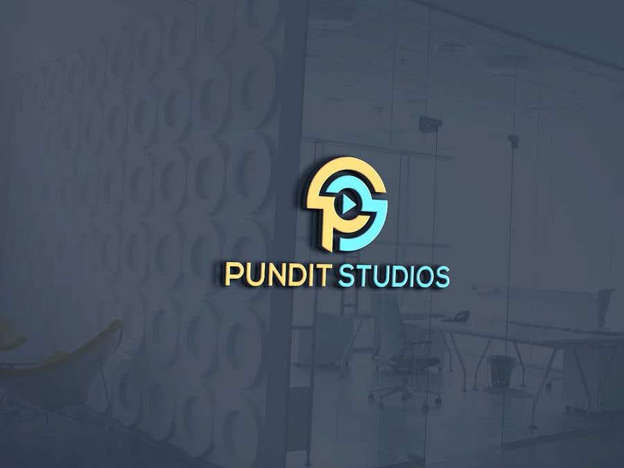Proposition n°356 du concours Design a Logo for Pundit Studios