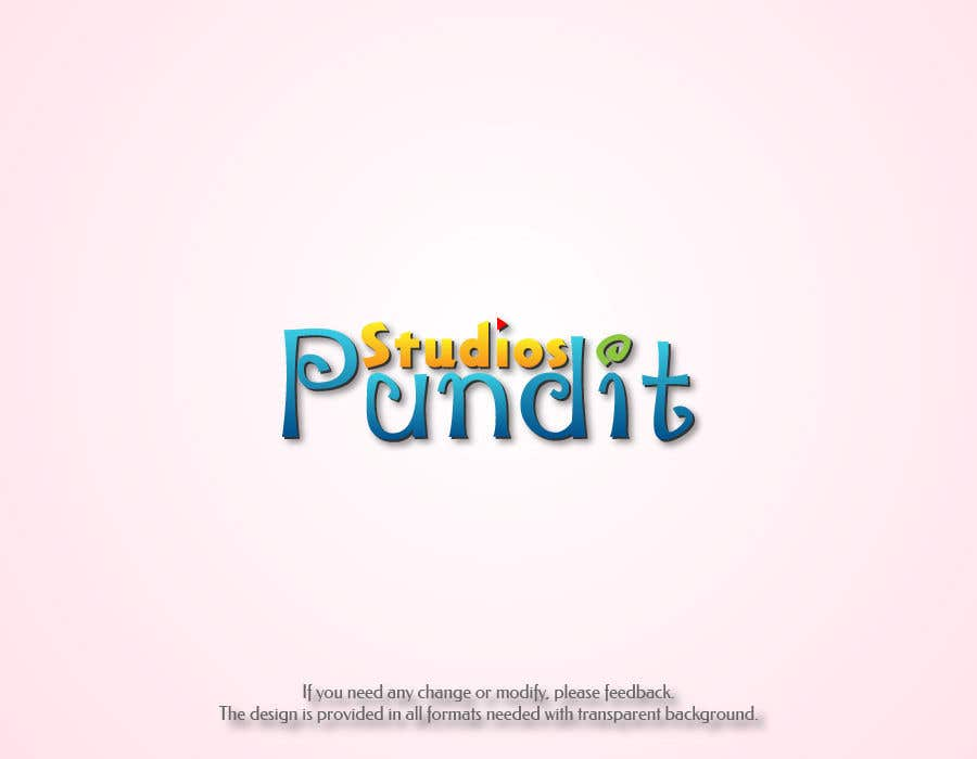 Proposition n°281 du concours Design a Logo for Pundit Studios
