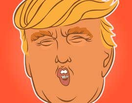 #14 for Logo Needed for Donald Trump Cartoon App by Gustavoiserte