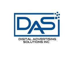 "CarolusJet tarafından Design a Logo for new startup called ""Digital Advertising Solutions Inc"" için no 100"