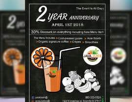#71 cho Java juice box 2 yr anniversary bởi ajahan398