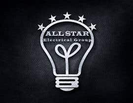 "#33 for I would like a logo designed for an electrical company i am starting, the company is called ""All Star Electrical Group"" i like the colours green and blue with possibly a white background and maybe a gold star somewhere but open to all ideas by vucha"