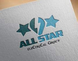 "#21 for I would like a logo designed for an electrical company i am starting, the company is called ""All Star Electrical Group"" i like the colours green and blue with possibly a white background and maybe a gold star somewhere but open to all ideas by IbrahimKhalilKSA"