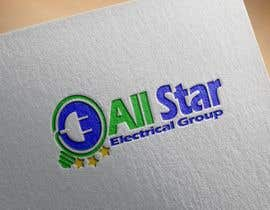 "#30 for I would like a logo designed for an electrical company i am starting, the company is called ""All Star Electrical Group"" i like the colours green and blue with possibly a white background and maybe a gold star somewhere but open to all ideas by IbrahimKhalilKSA"