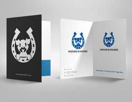#15 for Presentation Folder for Pet Business by abdulmonayem85