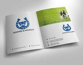 #17 for Presentation Folder for Pet Business by abdulmonayem85