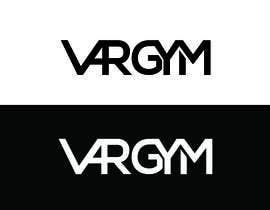 #27 for Logo for virtual reality gym- VARGYM by Linkon293701