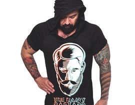 #44 cho THE HAIRY BASTARD needs a SUPER SEXY MENS T shirt and trucker hat for its brand bởi lemonadePRO