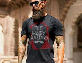 #95 cho THE HAIRY BASTARD needs a SUPER SEXY MENS T shirt and trucker hat for its brand bởi lemonadePRO