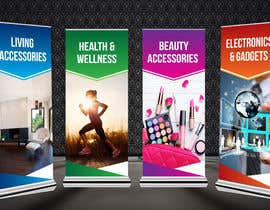 #53 for Design 4 banners by alomgirdesigner