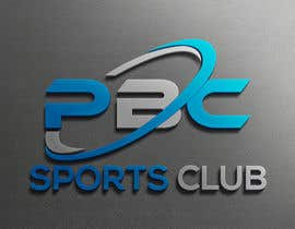 #43 for PBC Sports Club Logo by DarKmoon99