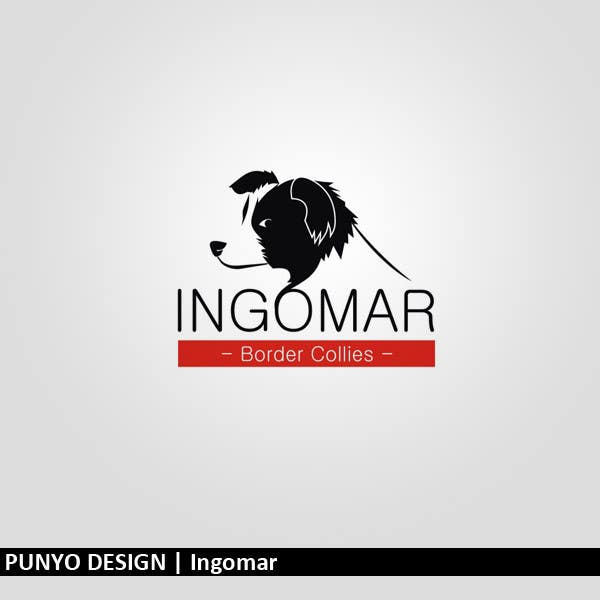 Konkurrenceindlæg #290 for Logo Design for Ingomar Border Collies