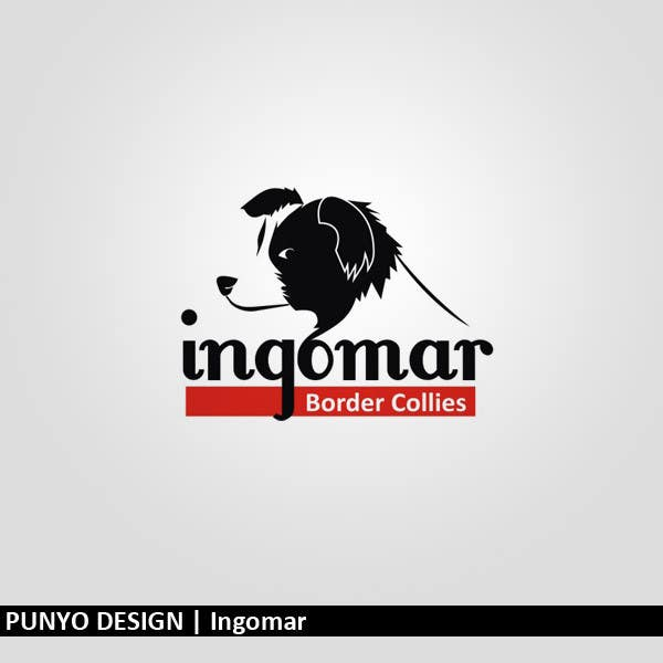 #295 for Logo Design for Ingomar Border Collies by punyo