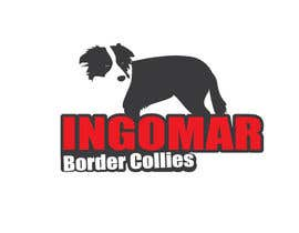 nº 86 pour Logo Design for Ingomar Border Collies par IniAku84