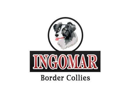 Konkurrenceindlæg #332 for Logo Design for Ingomar Border Collies